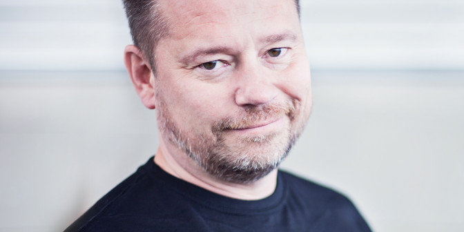 Robert Ohlén. Photo: Helena Kristiansson / DreamHack